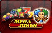 Играйте на деньги в автомат Мега Джокер