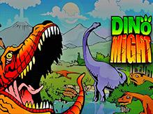 Играть в игровой автомат Dino Might в клубе Вулкан 24