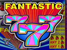 Игровой автомат онлайн Fantastic Sevens в зале Вулкан 24