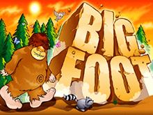 Игровой автомат Bigfoot на сайте Вулкана 24